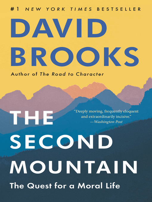 The Second Mountain [EBOOK]